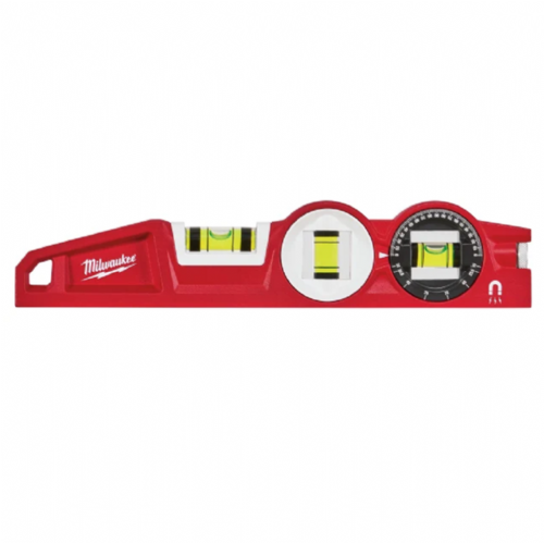 Milwaukee 4932459096 Block Magnetic Torpedo Level 250mm